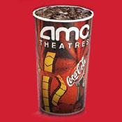 AMC - Regular Drink Voucher