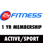 24Hour Fitness Active/Sport