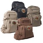 Bag-Vntg Can Backpack-