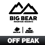 Big Bear/Snow Summit - VALUE - Lift E-Tickets