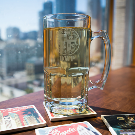 34 oz. Beer Stein - DWP
