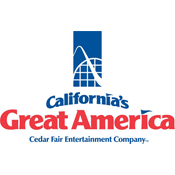 California Great America E-Ticket