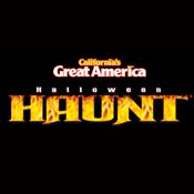 HALLOWEEN HAUNT CA Great America E-Ticket