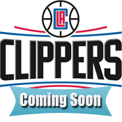 Los Angeles Clippers - Coming Soon