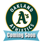 Oakland A's Coming Soon