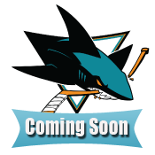 San Jose Sharks - Coming Soon