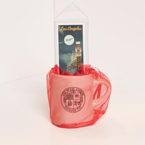 City Seal Mug Gift Set