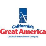 California Great America E-Ticket