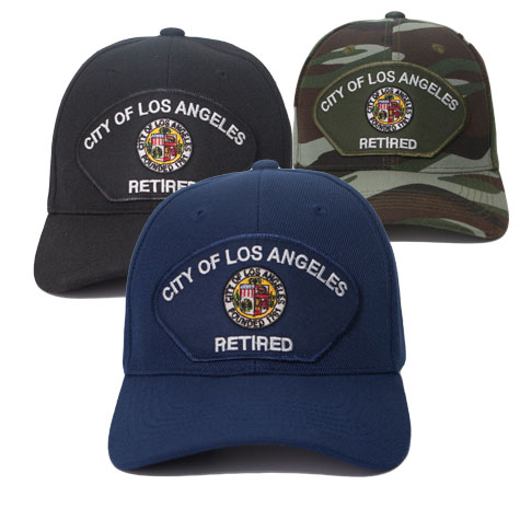 "City of LA ""Retired"" Cap"