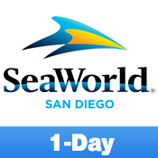 SeaWorld - 1 Day Admission - ETicket