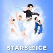 Stars on Ice @ SAP Center