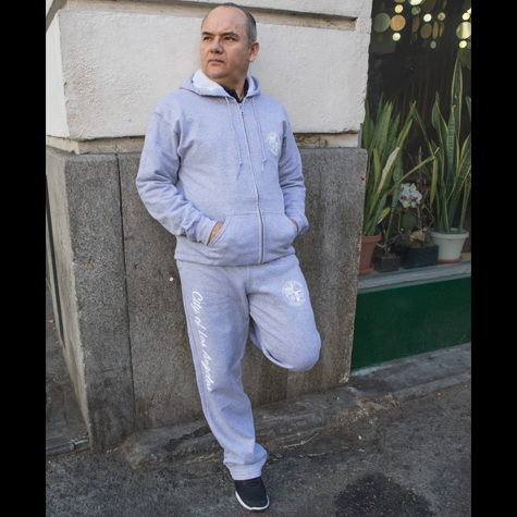 One Color City Seal Sweatpant