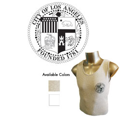 City Seal One Color Tank top