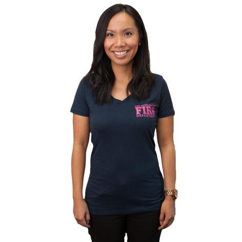 Women's Department T-Shirt - LAFD