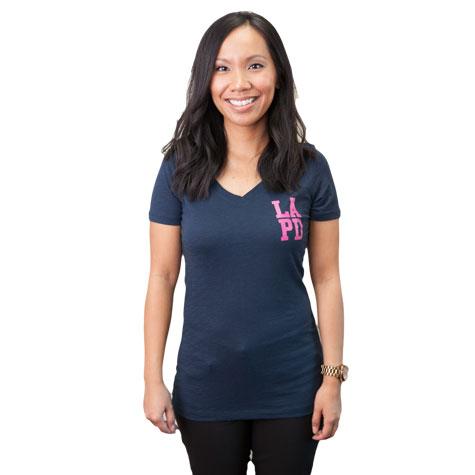 Women's Department T-Shirt - LAPD