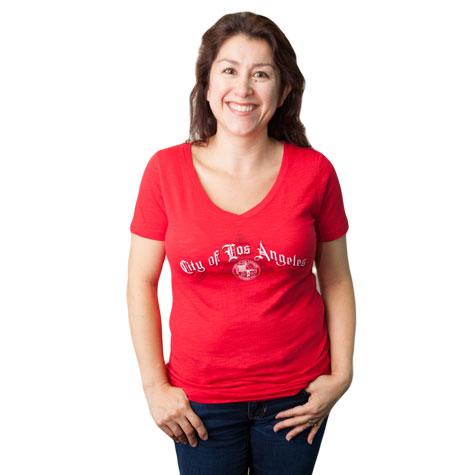 City Classic T-shirt-Womens