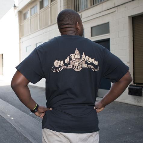 T-Shirt City Classic Tan Ink