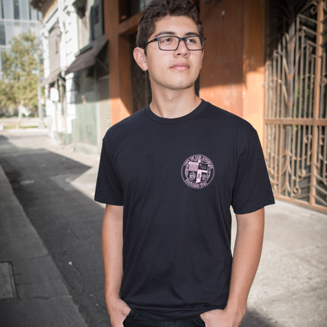 Cancer Awareness Men's  City T-Shirt
