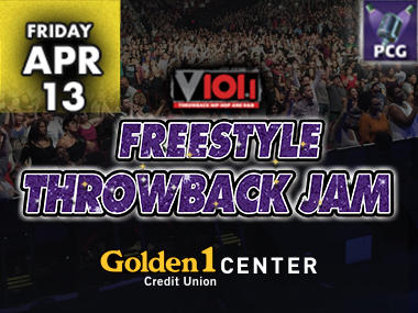 V101 Freestyle Throwback Jam @ Golden 1 Center