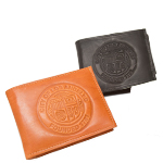 City Seal Wallet-Leather